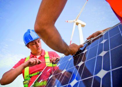 Ausbildung Energiesektor